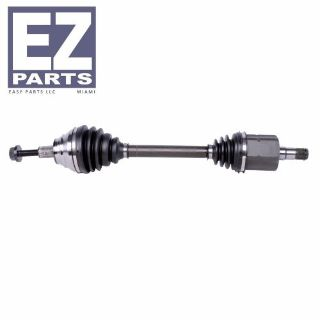 Purchase CV Axle Shaft for 2006 2009 Volkswagen Rabbit Front Driver Side Left LH motorcycle in Miami, Florida, United States, for US $55.09