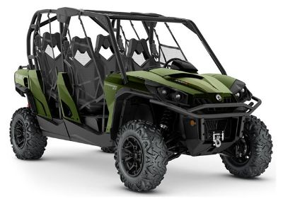 2019 Can-Am Commander MAX XT 1000R Side x Side Utility Vehicles Cartersville, GA