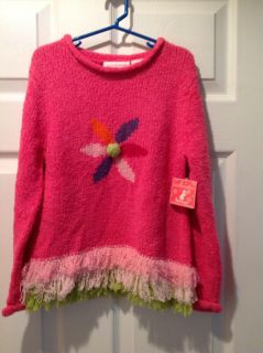 New Girls sweater size 6x GRAB THIS