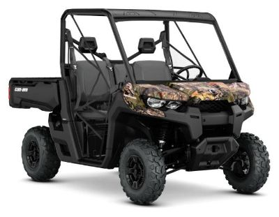 2018 Can-Am Defender DPS HD5 Side x Side Utility Vehicles Olive Branch, MS