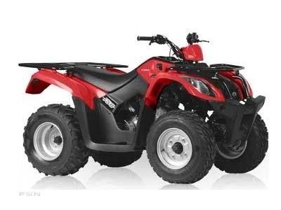 2010 Kymco MXU 150 ATV Utility ATVs Pelham, AL