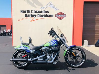 2016 Harley-Davidson Breakout Cruiser Burlington, WA