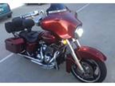 2010 Harley-Davidson FLHX-Street-Glide Touring in Commerce, CA