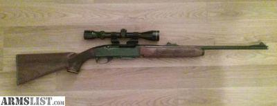 For Sale: Remington 742 Woodsmaster 30-06