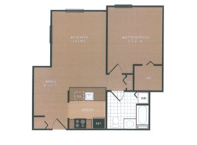 $6060 1 apartment in Morristown
