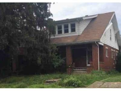 3 Bed 1 Bath Foreclosure Property in Huntington, WV 25704 - Monroe Ave