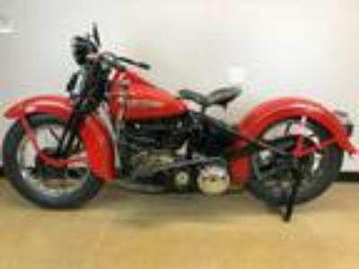 1947 Harley-Davidson FL Knucklehead Antique