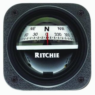 Buy Ritchie V-537W Explorer Bulkhead Mount Compass - White Dial #V-537W motorcycle in Grain Valley, Missouri, US, for US $77.94