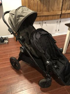 Baby Jogger City Select Double Twin Stroller