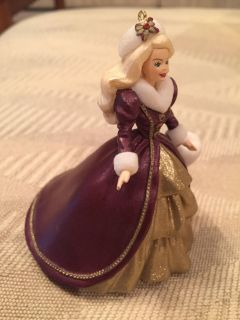 Holiday Barbie Ornament - 1996