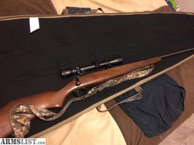 For Sale/Trade: Savage 110 trophy hunter xp 30-06
