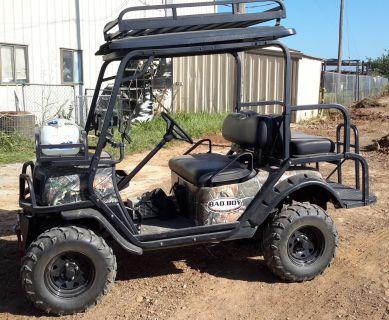 2011 Bad Boy Buggies N/A Golf carts Golf Carts Eastland, TX