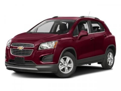 2016 Chevrolet Trax LT (Crimson Metallic)