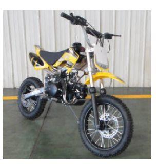 125cc Youth Dirt Bikes