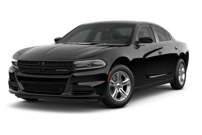 2019 Dodge Charger SXT RWD (Pitch Black)