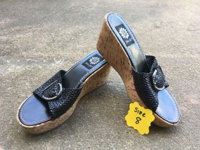 Yellow Box Sandals for Sale