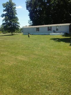 1995 Singlewide Mobile Home on 2.25 acres
