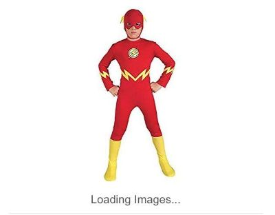 IN SEARCH OF 2-5T Flash Costume