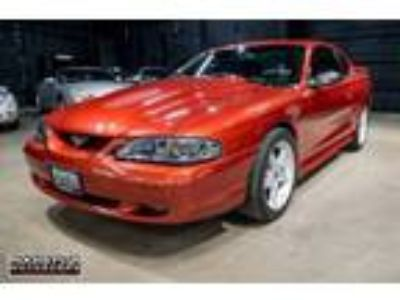 Used 1997 Ford Mustang GT Coupe