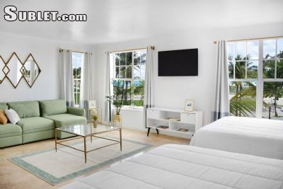 Studio Bedroom In South Beach