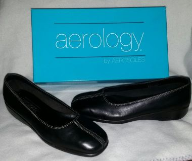 Size 8 AREOSOLES
