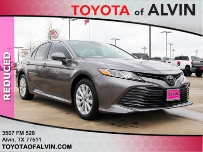 2019 Toyota Camry LE (Gray)