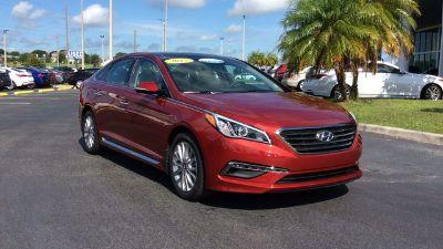 2015 Hyundai Sonata 2.4L Limited (venetian red)