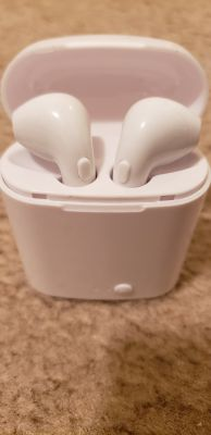 New i7s Airpods Apple iPhone 6 / 6s / 7 / 8 / X / +Android / Samsung TWS wireless Bluetooth 4.2