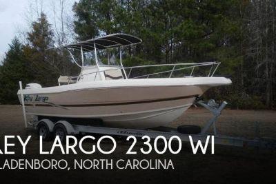 2016 Key Largo 2300 WI