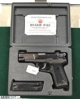 For Sale: Ruger P-85