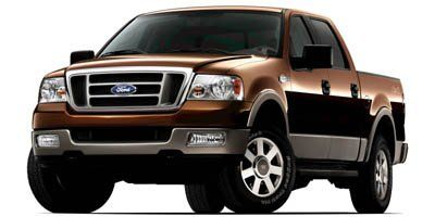 2005 Ford F-150 XLT (Black Clearcoat)