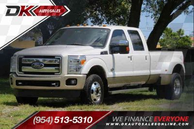 Used 2011 Ford F350 Super Duty Crew Cab for sale