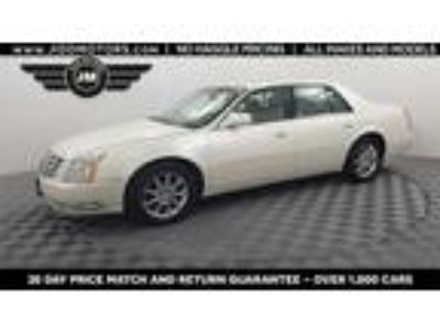 Used 2011 Cadillac DTS White, 101K miles