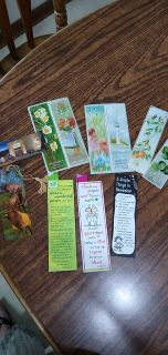Bookmarks!! $1 takes all