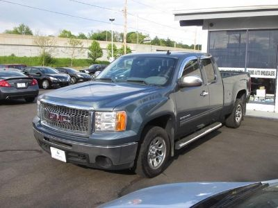 2011 GMC Sierra 1500 SL (Stealth Gray Metallic)