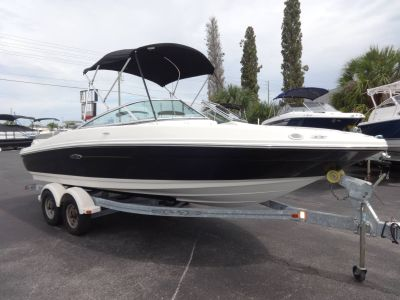 2009 Sea Ray 205 Sport Runabouts Boats Holiday, FL