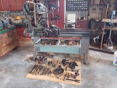 1929 South Bend 13 inch Quick Change Lathe
