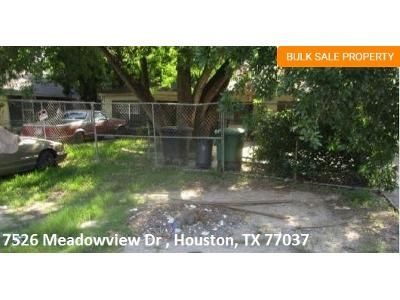Foreclosure Property in Houston, TX 77037 - Investment Portfolio - 3 Properties