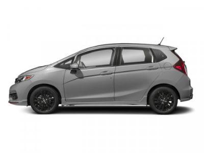 2018 Honda Fit Sport (Lunar Silver Metallic)