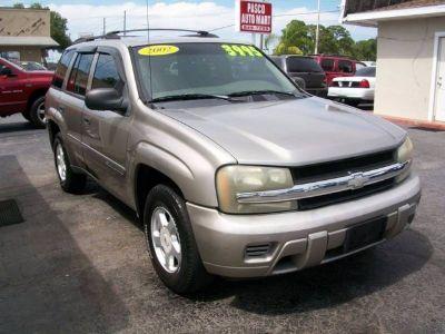 2002 Chevrolet TrailBlazer LS 2WD 4dr SUV