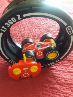 Little Tikes Remote control car