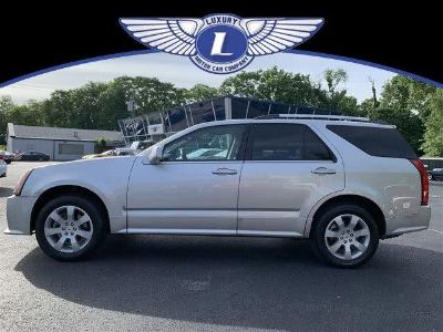 2008 Cadillac SRX V6 (Light Platinum)