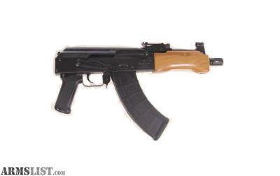 For Sale/Trade: New Century Mini Draco 762x39 AK Pistol Micro 7.62x39 AK47 Romarm