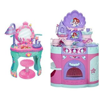 Iso of the little mermaid vanity and play kitchen