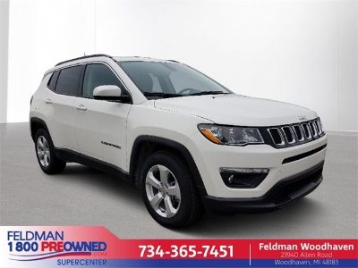 2019 Jeep Compass (White Clearcoat)