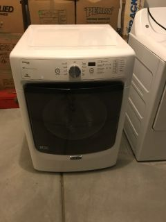 Maytag Dryer, 18 months old. Excellent condition!