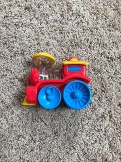 Baby Toy Train / Rattle