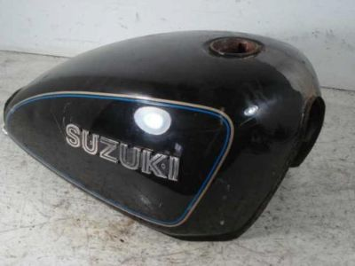 Sell 80 SUZUKI GS550 GS 550 FUEL GAS PETRO TANK motorcycle in Massillon, Ohio, United States, for US $149.95