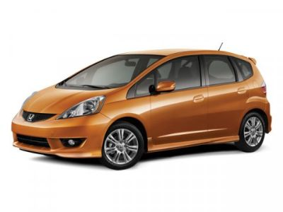 2010 Honda Fit Sport (Blackberry Pearl)