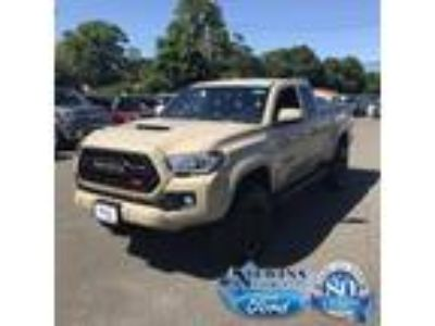 $32995.00 2018 TOYOTA Tacoma with 8758 miles!